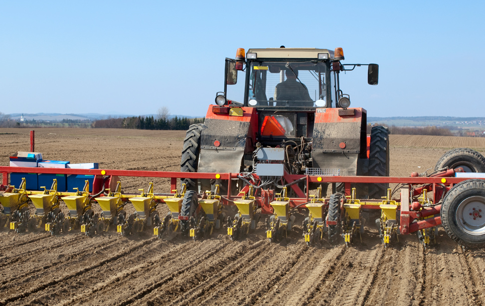 Seeders and Planters Applications