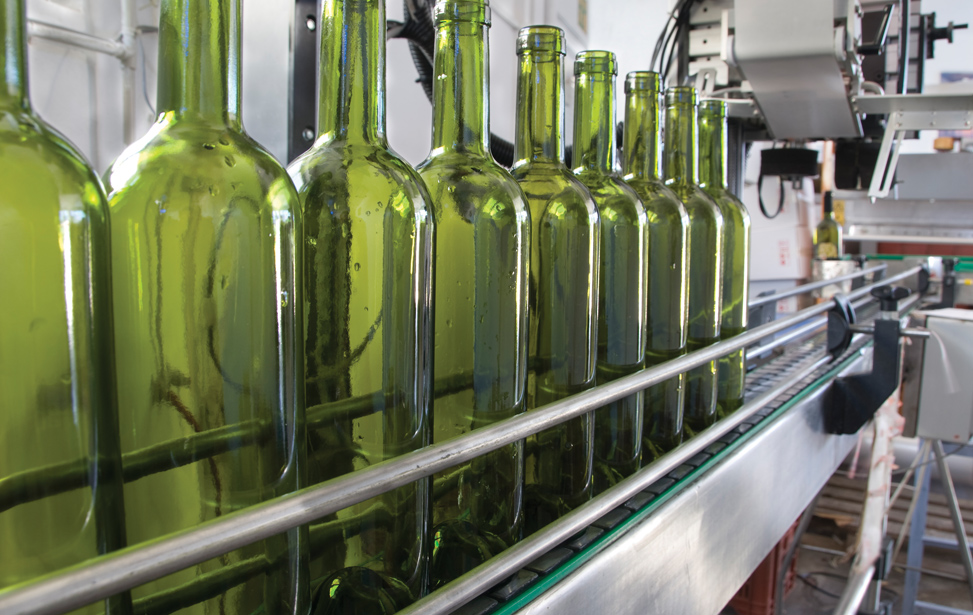 Bottling and Capping Applications
