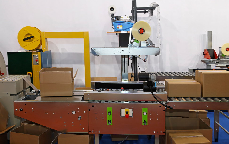 Carton and Case Packaging Applications