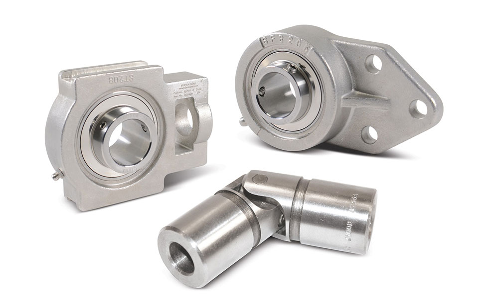 Boston Gear Stainless Steel Shaft Accessories