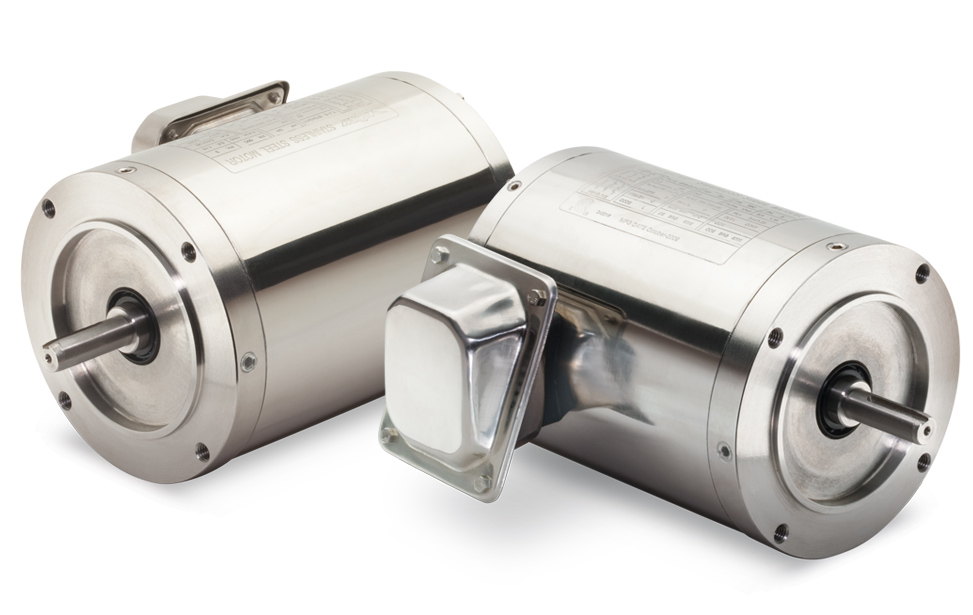 Boston Gear Stainless Steel Motors