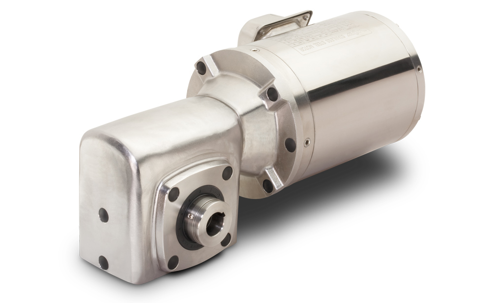 Stainless Combo BKG1 Gearboxes