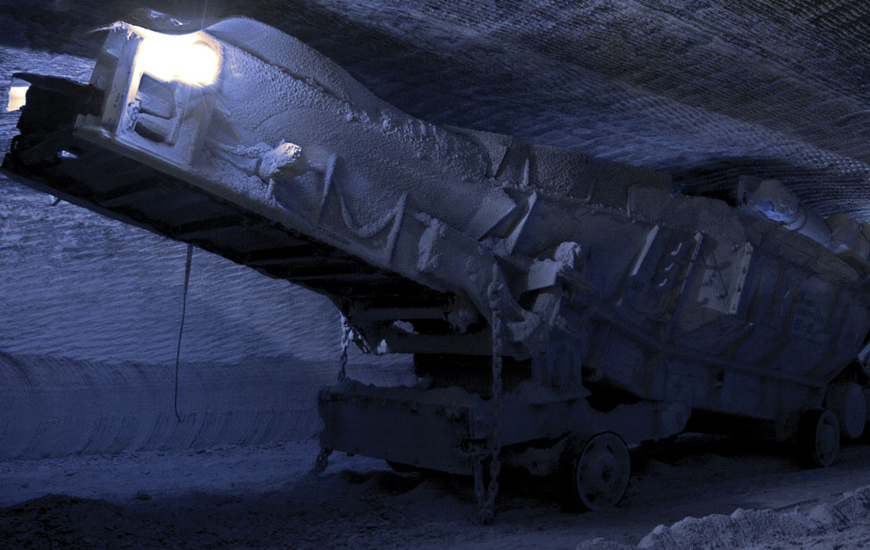Underground Mine Conveyors