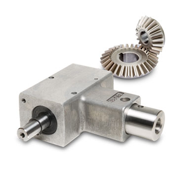 Speed Reducers and Bevel Gear Sets