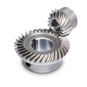 Boston Gear Spiral Bevel Gear Sets