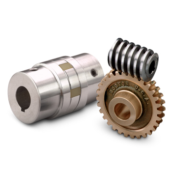 Couplings and Custom Gearing