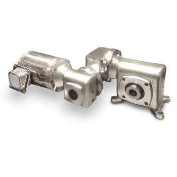 SS Motor and 700 Series Reducers