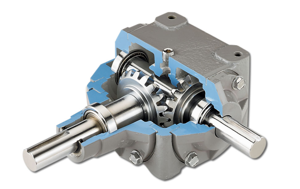 R1000 Series Bevel Gear Drives Bevel Gear Drive Products