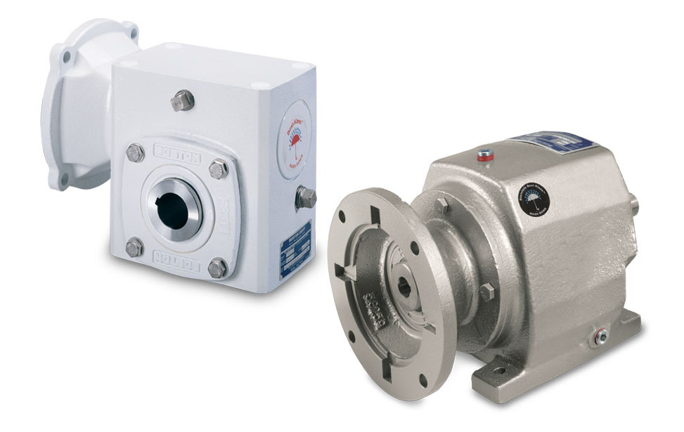 700 Series Speed Reducers Washdown