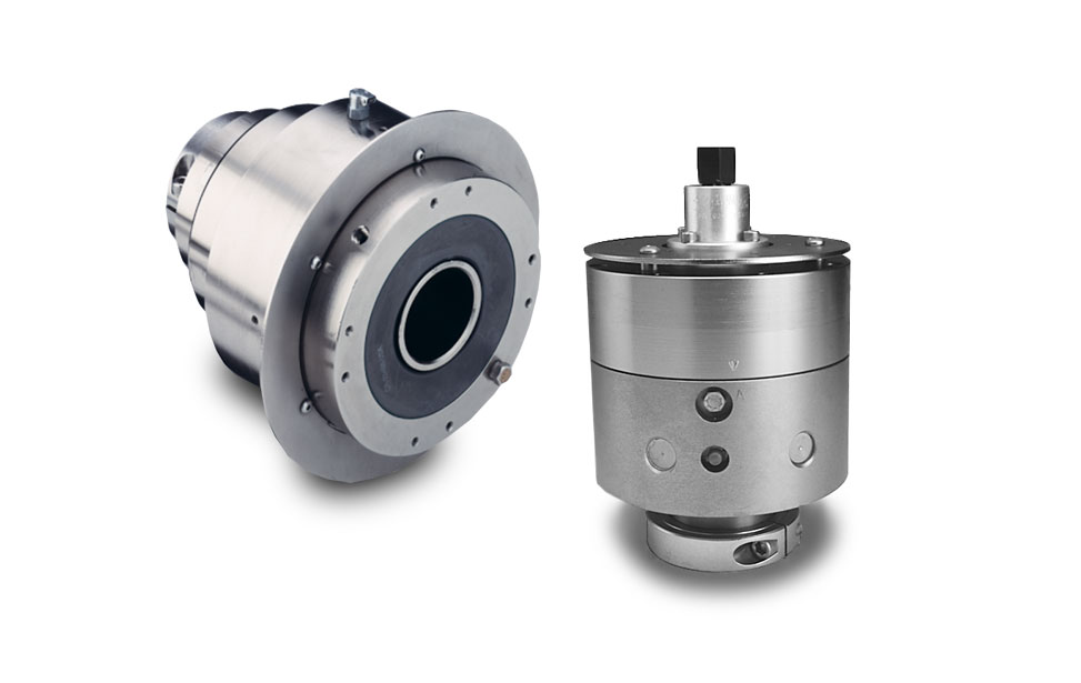 Pneumatic Torque-Limiting Clutches
