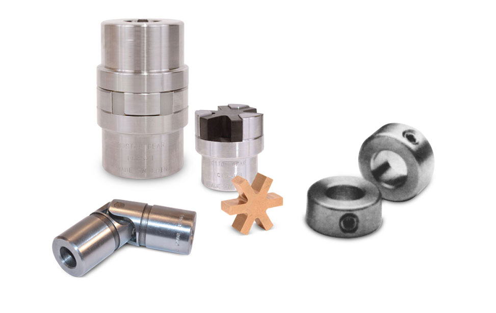SS Coupling Shaft Accessories PT Components