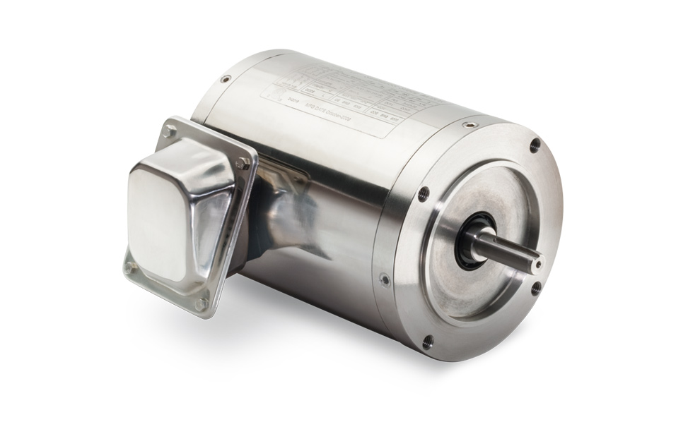 Boston Gear Stainless Steel AC/DC Motor