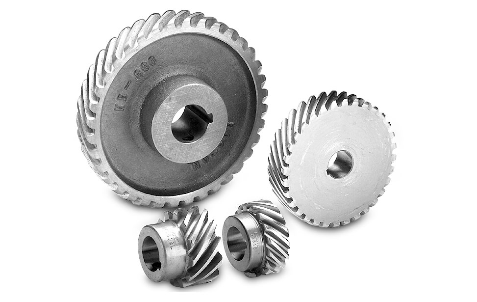 Boston Gear Helical Gearing