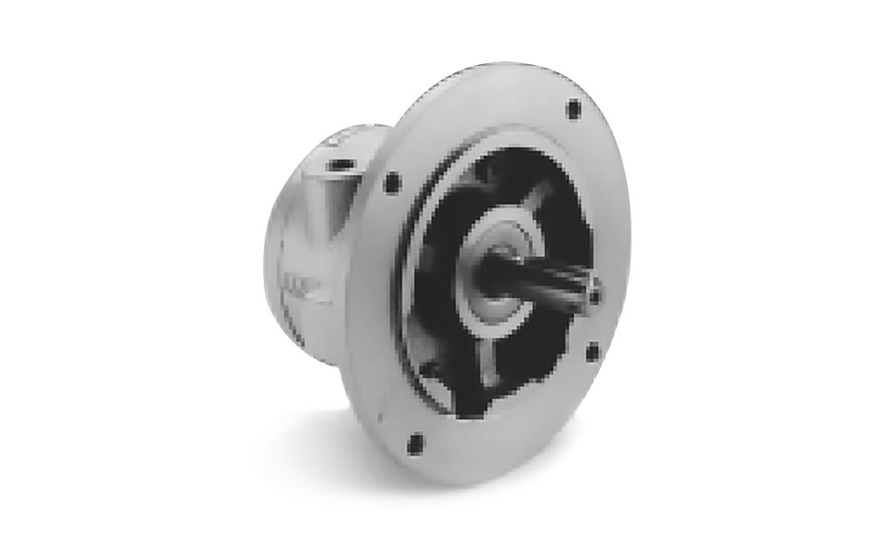Pneumatic air motors fluid power products couplings for Air powered gear motor