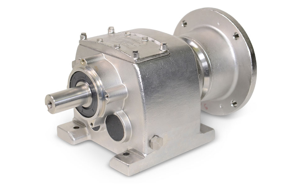 SS2000 Helical Inline Gear Drive