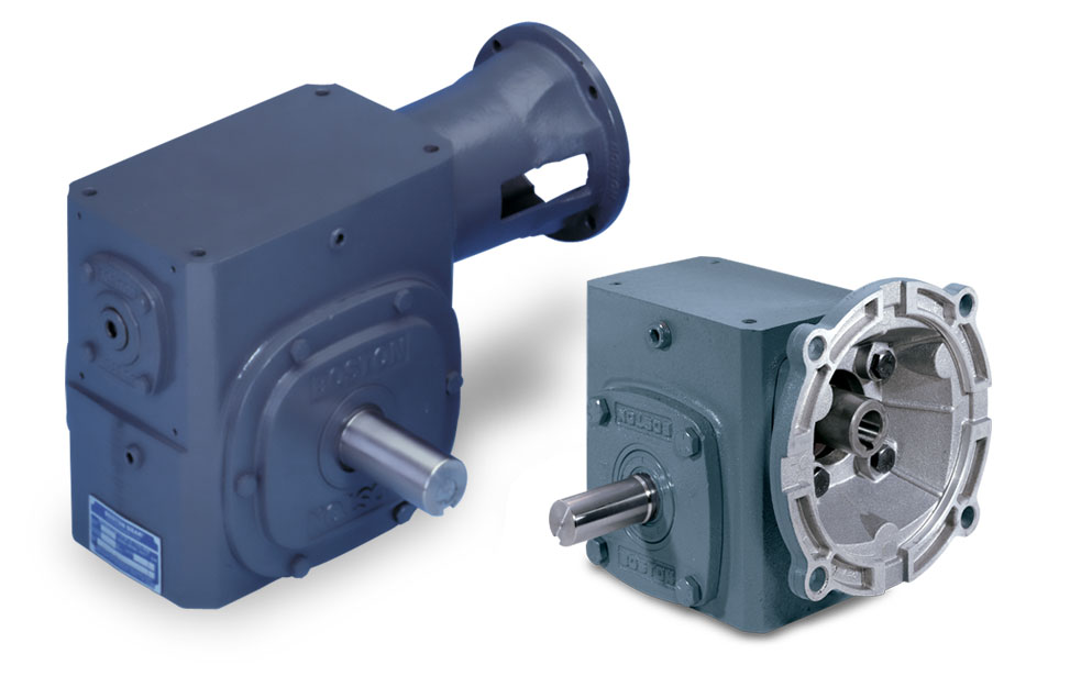 Boston Gear Standard 700 Series Worm Gear Speed Reducers