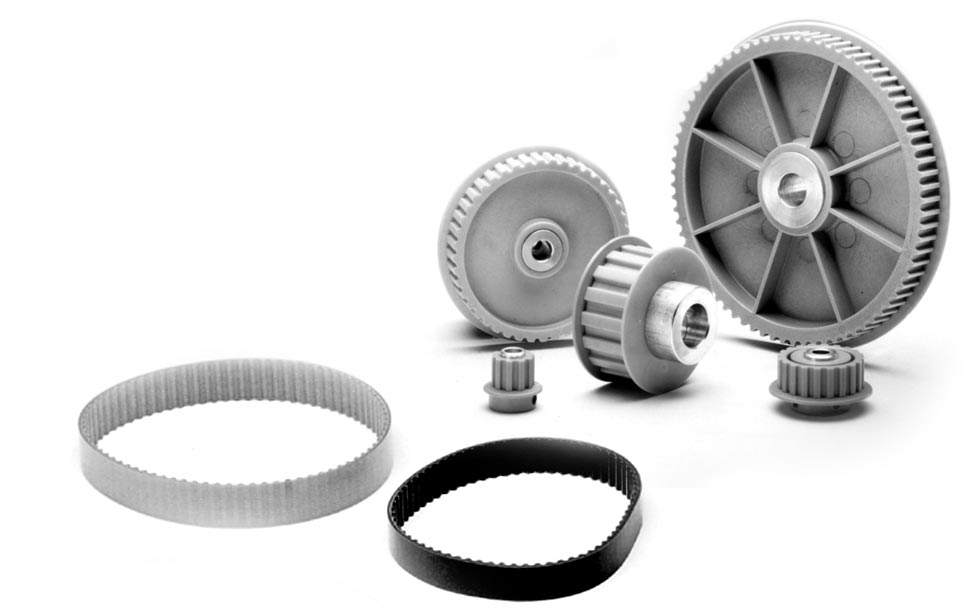 Pulleys and Timing Belts | Couplings Shaft Accessories & Power ...